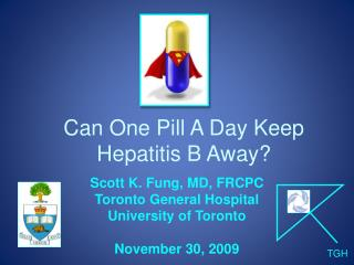Can One Pill A Day Keep Hepatitis B Away?