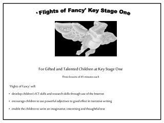 'Flights of Fancy' Key Stage One