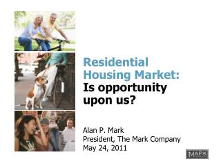 Residential Housing Market: Is opportunity upon us?