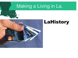 LaHistory
