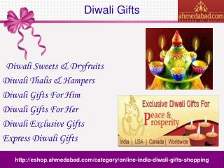 Send Diwali Gifts to Ahmedabad, Diwali Gifts, Diwali Sweets