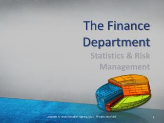 The Finance Department