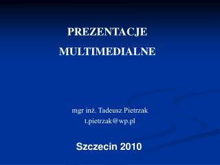 Szczecin 2010