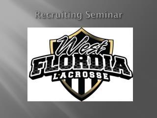 Recruiting Seminar