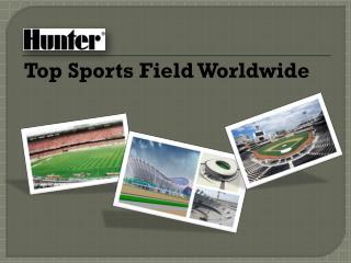 Top Sports Field Worldwide