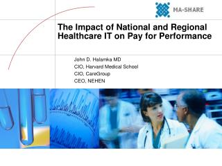 The Impact of National and Regional Healthcare IT on Pay for Performance