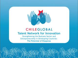 Talent Network for Innovation Strengthening the Business Sector and Entrepreneurship in Developing Countries: The Poten