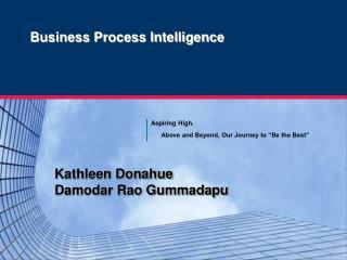 Kathleen Donahue Damodar Rao Gummadapu