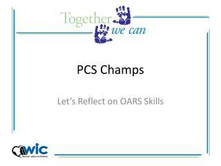 PCS Champs