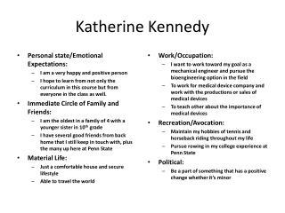 Katherine Kennedy