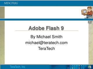 Adobe Flash 9