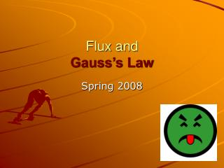 Flux and Gauss's Law