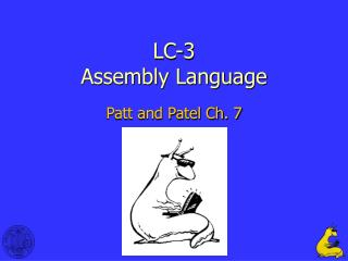 LC-3  Assembly Language