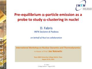 Pre-equilibrium a -particle emission as  a probe  to study a -clustering  in nuclei