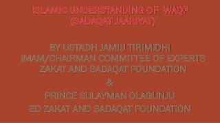 FIQH -  Islamic Jurisprudence