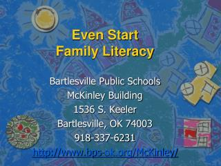 Even Start Family Literacy