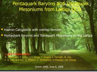 Pentaquark Baryons and Tetraquark Mesoniums from Lattice QCD
