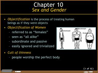 Objectification  is the process of treating human beings as if they were objects Objectification of Women referred to a