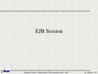 EJB Session