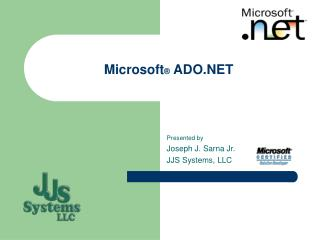 Microsoft  ADO