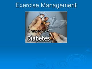 Exercise Management