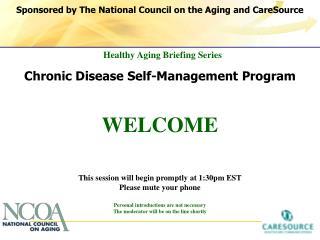 Chronic Disease Self-Management Program
