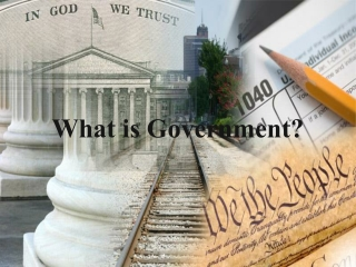 II. Types of Government