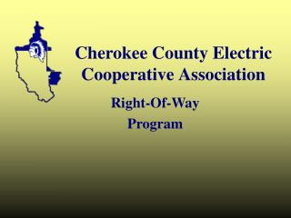 Cherokee County Electric Cooperative Association