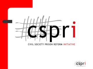 Report on the evaluation of the Independent prison Visitors System
