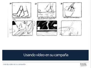 Usando vídeo  en  su campaña