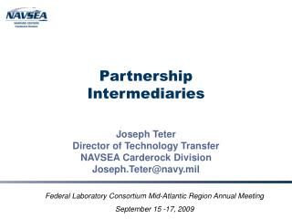 Partnership Intermediaries