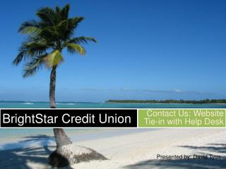 BrightStar Credit Union