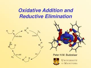 Oxidative Addition and Reductive Elimination