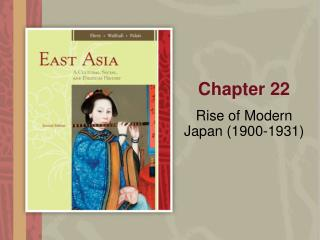 Rise of Modern Japan (1900-1931)