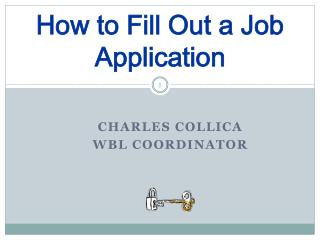 How to Fill Out a Job Application