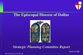 Strategic Planning Committee Report