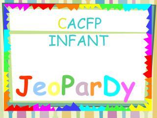 C ACFP INFANT