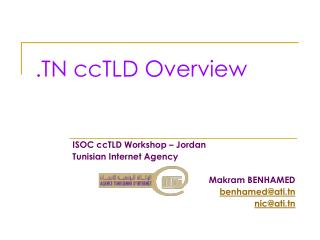 .TN ccTLD Overview