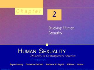 Studying Human Sexuality