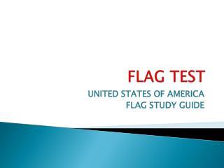 FLAG TEST