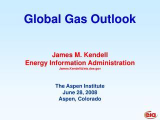 Global Gas Outlook