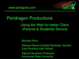 Pendragon Productions