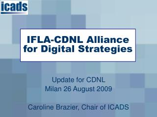 IFLA-CDNL Alliance for Digital Strategies