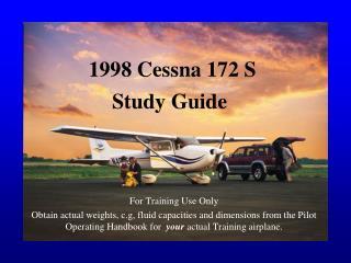 1998 Cessna 172 S