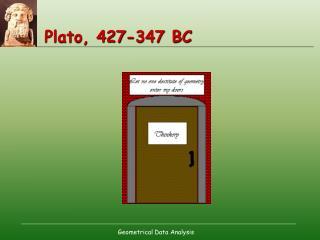 Plato, 427-347 BC