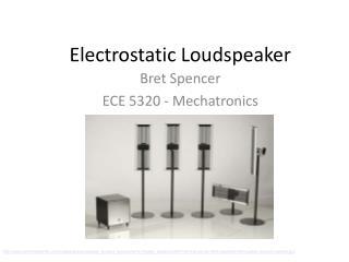 Electrostatic Loudspeaker
