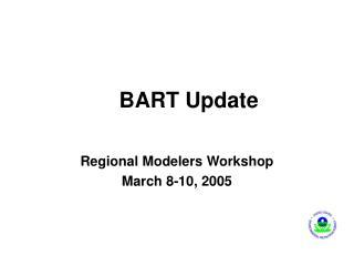 BART Update