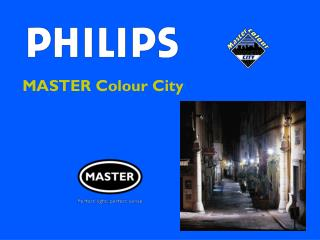M ASTER Colour  City