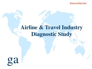 Airline & Travel Industry Diagnostic Study