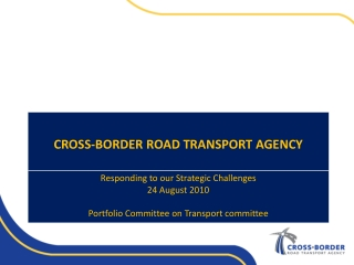 Road Safety Strategy 2007 - 2012